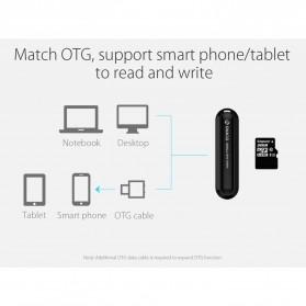 Orico Memory TF/SD Card Reader USB 3.0 - CRS21 - Black - 6