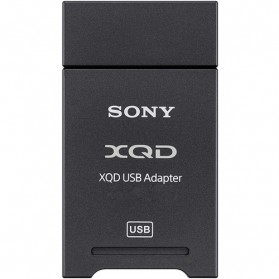 Sony XQD USB Adapter Card Reader - QDA-SB1 - Black