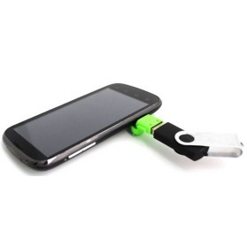 Antirr Micro USB OTG Bentuk Android - NSX761 - Mix Color - 5