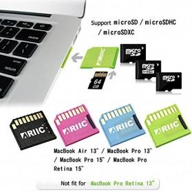 Mini Drive MicroSDHC Card for Macbook - Black - 7