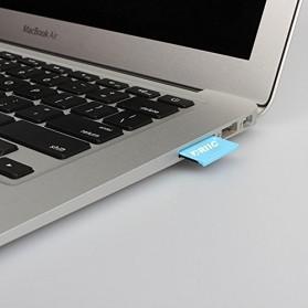 Mini Drive MicroSDHC Card for Macbook - Black - 8