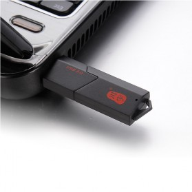 Chuanyu Card Reader USB 3.0 Micro SD / SD Card 5 Gbps - C307 - Black - 2