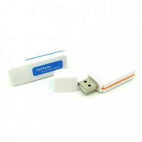 All in One Smart Card Reader Connection Kit - Multi-Color - 3