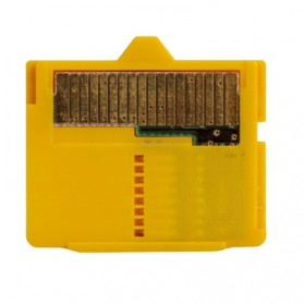 MicroSD (TF Card) Card to XD Card Adapter (MASD-1) - Yellow - 2