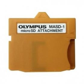 MicroSD (TF Card) Card to XD Card Adapter (MASD-1) - Yellow - 3