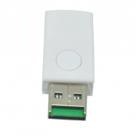 OTG Smart Card Reader Connection Kit - MUO-08 - White - 3