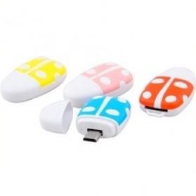 Beetle OTG Smart Card Reader Connection Kit - MUO-010 - Pink - 2