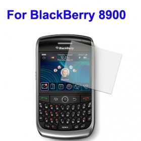 LCD Screen Protector for BlackBerry 8900 , With LCD