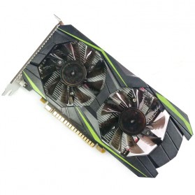 NVIDIA VGA Graphic Card GTX 750 Ti 2GB DDR5 128Bit with Dual Fan (OEM) - Black