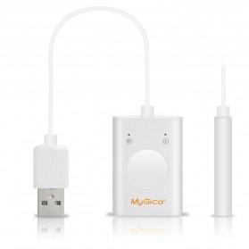 MyGica iGrabber Live USB Video Capture for Mac & PC - White - 4
