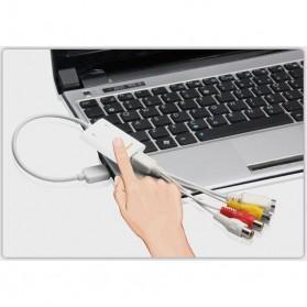 MyGica iGrabber Live USB Video Capture for Mac & PC - White - 5