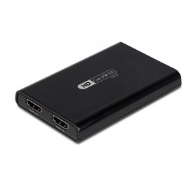 MyGica HD Cap Video Capture Card Adapter USB 3.0 - U800 II - Black