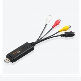 MyGica Capit USB 2.0 Video Capture Adapter Device - Black - 3