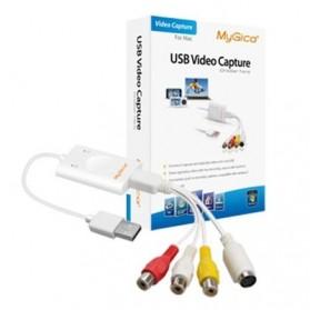 MyGica iGrabber Nano USB Video Capture for Mac & PC - White - 4