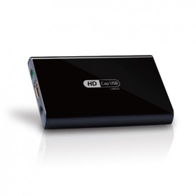 MyGica USB HDMI Video Capture - U800 - Black