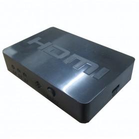 Saintholly Mini HDMI 1.4A Switcher 1 x 3 - Black