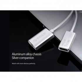Orico Kabel Adapter Converter USB Type C to DP 4K 15cm - XC-103 - Silver - 11