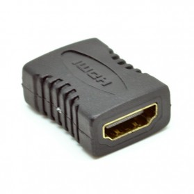 Rovtop Adapter HDMI Female ke HDMI Female - Z2 - Black - 3