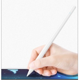 PlayBear Pensil Stylus Capacitive Touch Pen for Smartphone Apple iPad Tablet - PRO50 - White