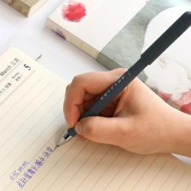 Zuixua Pena Pulpen Gel Pen 0.35mm 4PCS - M123 - Multi-Color - 4