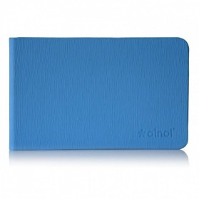 Stand Leather Case for Ainol Novo 7 Numy AX1 - Baby Blue