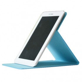 Stand Leather Case for Ainol Novo 7 Numy AX1 - Baby Blue - 2