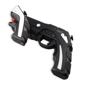 Ipega The Son of Phantom Shox Blaster Bluetooth Gun Gamepad for Smartphone - PG-9057 - Black - 4