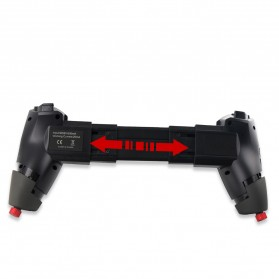 Ipega Red Spider Bluetooth Game Controller for Smartphone and Tablet - PG-9055 - Black - 4