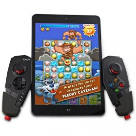 Ipega Red Spider Bluetooth Game Controller for Smartphone and Tablet - PG-9055 - Black - 5