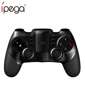Wireless Gamepad / Joystick - Ipega  Bluetooth Gamepad with Turbo Function - PG-9077 - Black