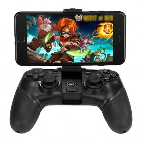 Ipega  Bluetooth Gamepad with Turbo Function - PG-9077 - Black - 3