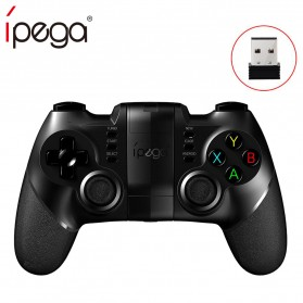Ipega Wireless Bluetooth Gamepad  - PG-9076 - Black