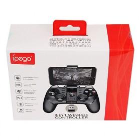 Ipega Wireless Bluetooth Gamepad  - PG-9076 - Black - 6