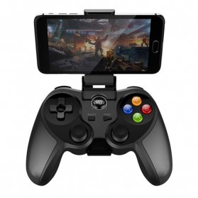 Ipega Universal Bluetooth Game Controller for Smartphone - PG-9078 - Black