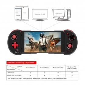 Ipega Red Knight Bluetooth Gamepad - PG-9087 - Black - 5