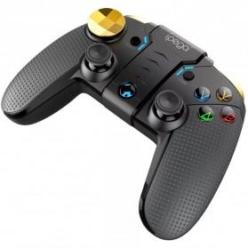 Ipega Gold Warrior Bluetooth Gamepad Controller PUBG ML for Smartphone - PG-9118 - Black - 4