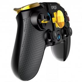 Ipega Gold Warrior Bluetooth Gamepad Controller PUBG ML for Smartphone - PG-9118 - Black - 5