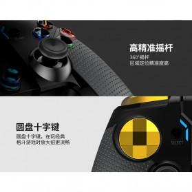 Ipega Gold Warrior Bluetooth Gamepad Controller PUBG ML for Smartphone - PG-9118 - Black - 6