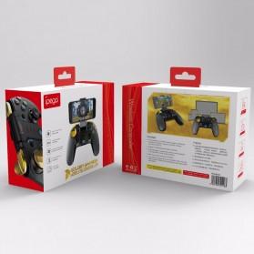 Ipega Gold Warrior Bluetooth Gamepad Controller PUBG ML for Smartphone - PG-9118 - Black - 10