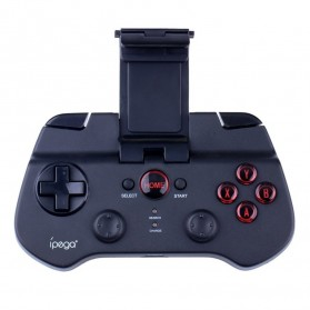 Ipega Mobile Wireless Gaming Controller Bluetooth 3.0 for Apple and Tablet PC - PG-9017s - Black