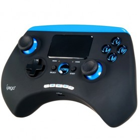 Ipega Bluetooth Game Controller with TouchPad for Smartphone and Tablet - PG-9028 - Black - 2