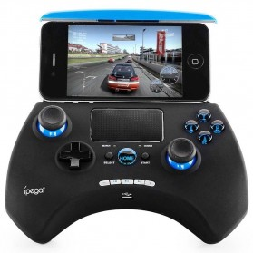 Ipega Bluetooth Game Controller with TouchPad for Smartphone and Tablet - PG-9028 - Black - 6