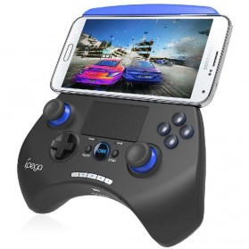 Ipega Bluetooth Game Controller with TouchPad for Smartphone and Tablet - PG-9028 - Black - 7