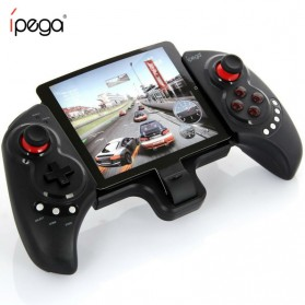 IPEGA Telescopic Bluetooth Gaming Gamepad Controller for Smartphone and Tablet - PG-9023 - Black