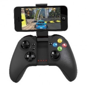 Ipega Classic Bluetooth Game Controller for Smartphone and Tablet - PG-9037 - Black