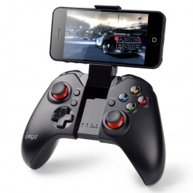 Ipega Classic Bluetooth Game Controller for Smartphone and Tablet - PG-9037 - Black - 2