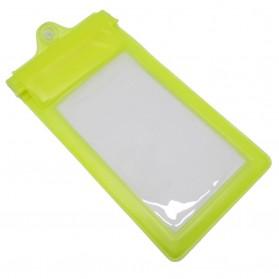 Waterproof Bag for Smartphone Length 18cm - YF-190-100 - Yellow