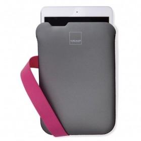 Acme Made Skinny Sleeve for iPad Mini - Gray/Pink