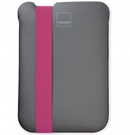 Acme Made Skinny Sleeve for iPad with Retina - Gray/Pink
