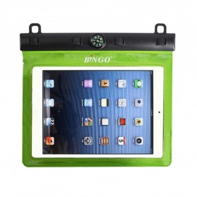 Bingo Waterproof Bag for iPad Mini - WP086 - WP089 - Green